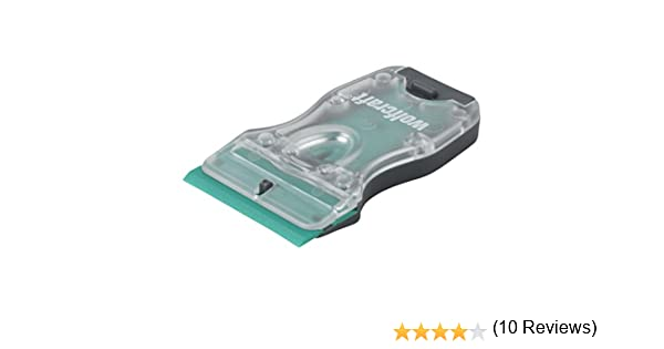 Wolfcraft 4287000 Rascador con cuchillas de plástico