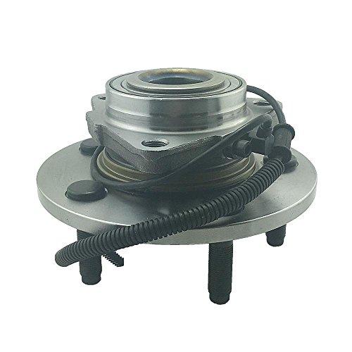 (HU515126 x1 Brand New Front Wheel Bearing Hub)