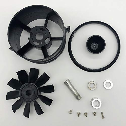- Kamas 90mm ducted Fan Set for HSD Hobby Viper 90mm rc Plane Model