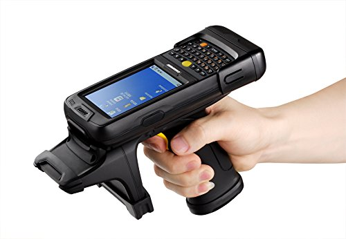 Archer@ Windows CE 6.0 Long range handheld UHF RFID reader Industrial PDA with Bluetooth, WiFi, 3G WCDMA by Archer Products