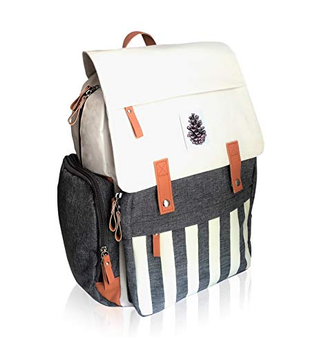 d56b52f76c9a מוצרים של A Cology. A-cology Diaper Bag Backpack - for Baby Boy Girl ...