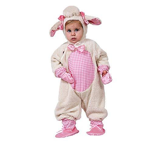 Dress Up America Kids Cute Grazing Lamb Costume - Toddler -