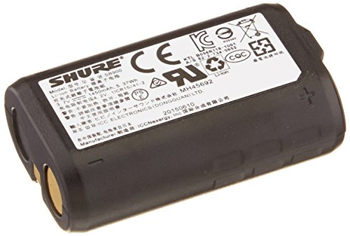 Shure SB900 Shure Lithium-Ion Rechargeable Battery