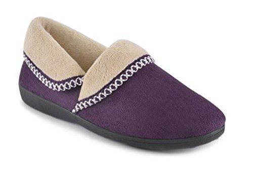 Purple Chaussons GladRags 3 Way Femme pour tqxdwR