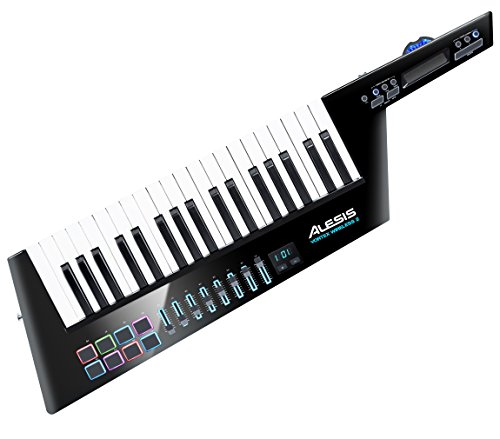 4. Alesis Vortex Wireless 2 - High-Performance USB / MIDI Wireless Keytar Controller
