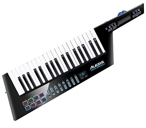 [해외] Alesis wirelessUSB/MIDI 숄더 키보드・콘트롤러 가속도 센서 탑재 Vortex Wireless 2