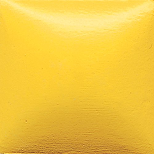 - Duncan Bisq-Stain Opaque Acrylics - OS 435 - Dark Yellow - 2 Ounce Bottle