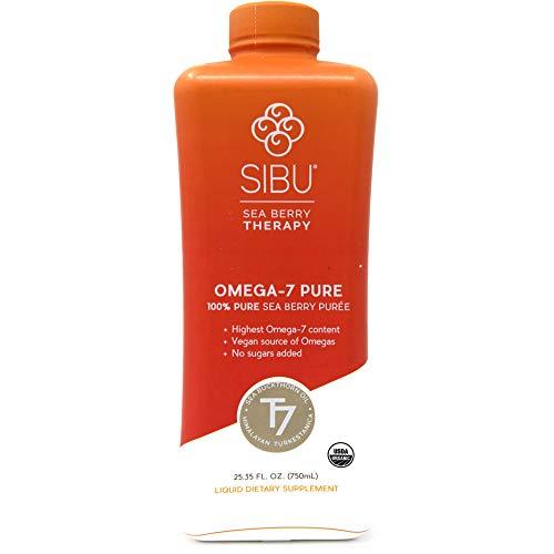 SIBU Omega 7 Pure Sea Berries Pure Juice, 25.35oz