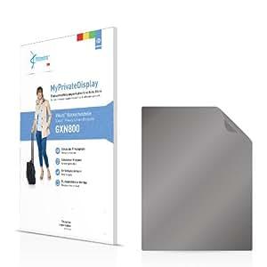 Vikuiti MyPrivateDisplay Protector de Pantalla y privacidad GXN800 de 3M compatible para Paneles táctiles con 9.4 cm (3.7 Zoll) [57 x 75 mm]