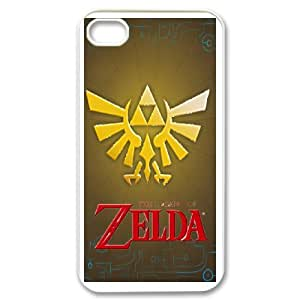 The Legend of Zelda For iPhone 4,4S Csae protection Case DH521131