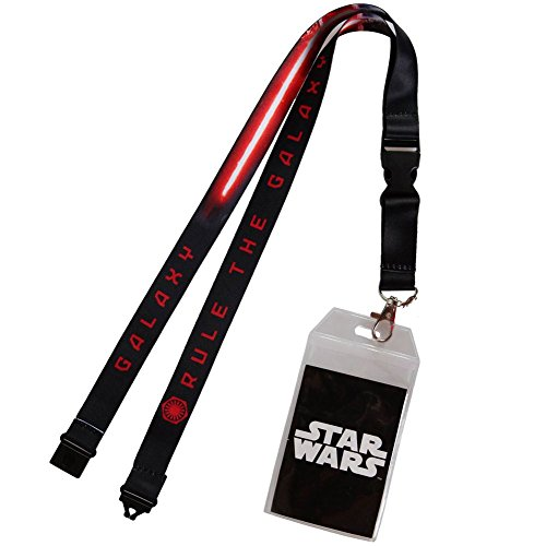 Star Wars Official Galaxy Lanyard