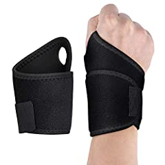 Wrist Supports Functions 💝 Help avoid wrist injuries during exercise  💝 Prevent wrist injuries, increase wrist mobility and speed up recovery.  💝 Reduce wrist pain from RSI, Carpal Tunnel Syndrome, Wrist Fractures, Wrist Sprains, Repetitive S...