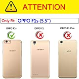 Oppo F1s Ring Case, Oppo F1s Ultra Thin Soft TPU