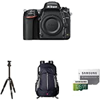 Nikon D750 FX-format Digital SLR Camera Body Travel Bundle