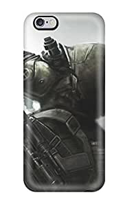 Tpu JudyRM Shockproof Scratcheproof Metro 2033 Hard Case Cover For Iphone 6 Plus