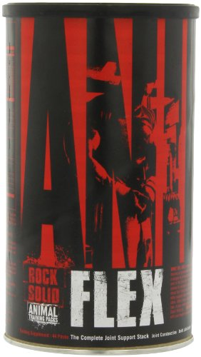 Universal Nutrition Animal Flex Complete Joint Support Supplement, 44 (Universal Animal Test)