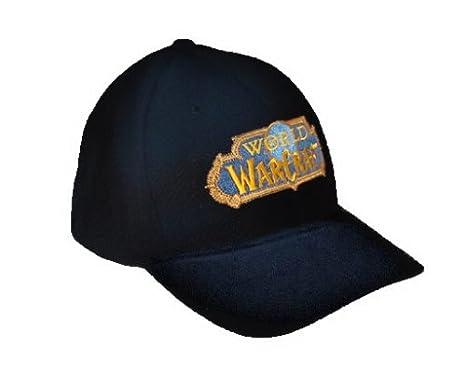 d8916a06588 Amazon.com  World of Warcraft Flexfit Baseball Cap (Large   Extra-Large)   Video Games