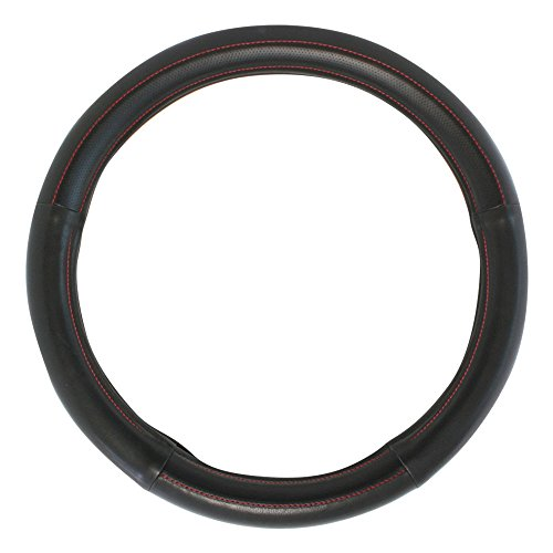 Grand General 54025 Black 20' Deluxe Steering Wheel Cover