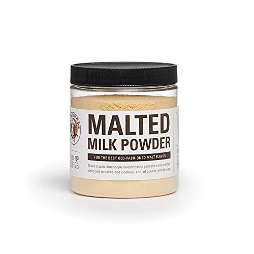 Malted Milk Powder - KIng Arthur Flour Malted Milk Powder 12 oz