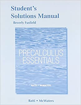 student-s-solutions-manual-for-precalculus-essentials