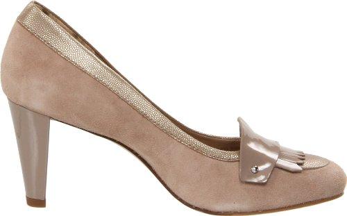Cole Haan Mujeres Braiden Slip-on Loafer Pump Maple Sugar Suede