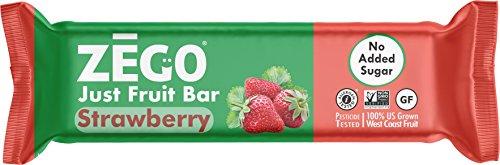 ZEGO Just Fruit Bars (Strawberry) - Pear Strawberry Fruit