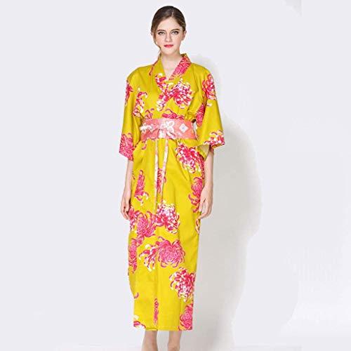per e accappatoio con cotone e donna Pajamas da pigiama Completo medio tasche uomo qcP0IvI8w