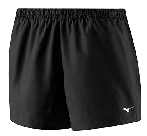 Short Mizuno DryLite Core Square 4.0 Woman - Negro, S