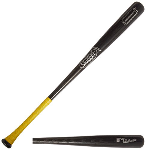 Louisville Slugger WBPL271-BKL Pro Lite C271 Black Lizard Skins Wrap Baseball Bat, ()