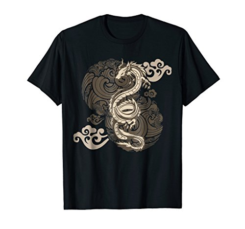 (Japanese Tattoo T-shirt vintage)