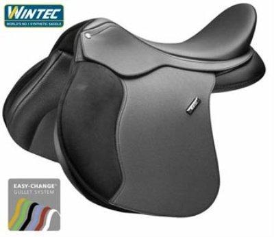 Wintec 500 All Purpose Saddle CAIR 17.5 Black