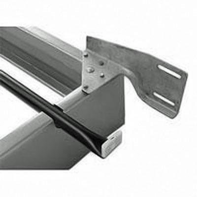 Contract Steel Bed Base (Headboard Brackets for Contract Steel Bed Bases, Set of 2 Brackets)