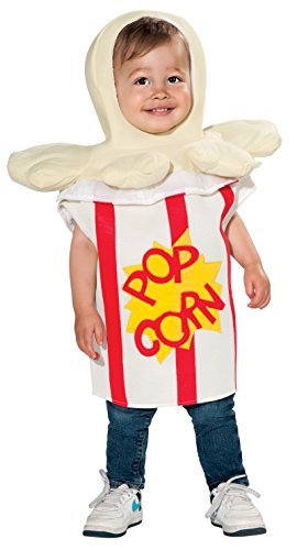 Rubie's Trick Or Treat Sweeties Going' To The Movies Popcorn Costume, White, Infant for $<!--$23.32-->