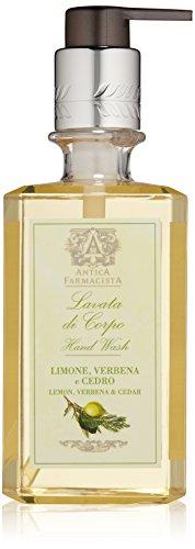 (Antica Farmacista Hand Wash, Lemon, Verbena & Cedar, 10 fl. oz.)
