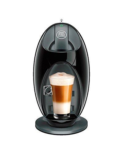 NESCAFÉ® Dolce Gusto® Jovia Negra, máquina de café manual, cafetera y sistema multibebidas.