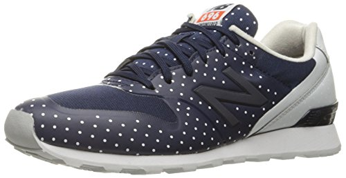 New Balance Women's Welded WL696PECIAL Type/Size Color_Name Running Shoes, Navy, 6.5 B US