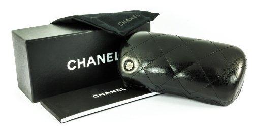 Amazon.com: Chanel, gamuza de lente anteojos de sol anteojos ...