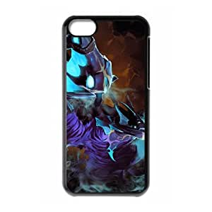 iPhone 5c Cell Phone Case Black Defense Of The Ancients Dota 2 ABADDON Mzkr