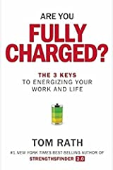 Are You Fully Charged?: The 3 Keys to Energizing Your Work and Life Paperback