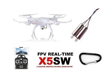 Hometalks® de Syma X5sw Exploradores 2 Wifi FPV RC Quadcopter with ...