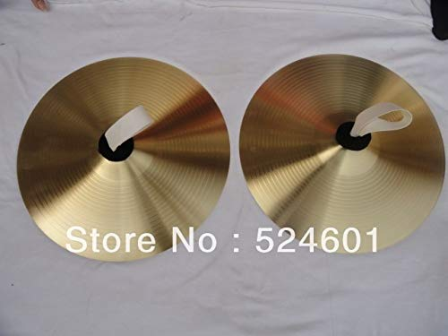 (BeesClover Manufacturers Selling 16 inch Traditional China Cymbals 40cm in Diameter Thickness 1mm Show)