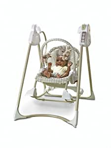 Fisher-Price Smart Stages 3-in-1 Rocker Swing (Discontinued by Manufacturer)