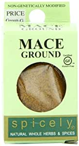 Spicely Organic Mace Ground - Compact