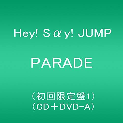 PARADE (첫 한정반1) (CD+DVD-A)