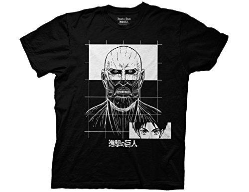 ripple-junction-attack-on-titan-titan-grid-adult-t-shirt-large-black