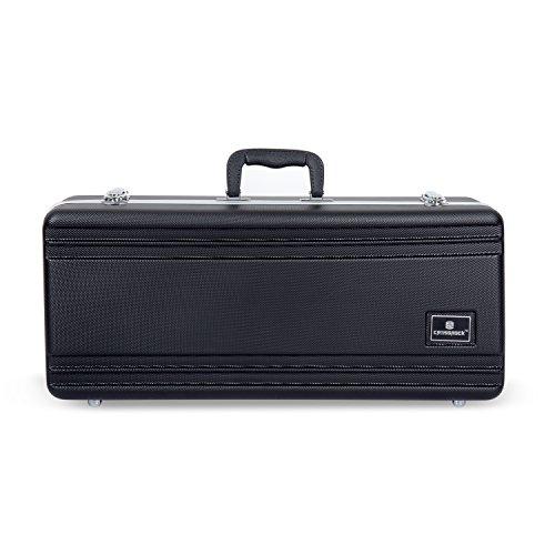 Crossrock Alto Saxophone Case- Rectangular ABS
