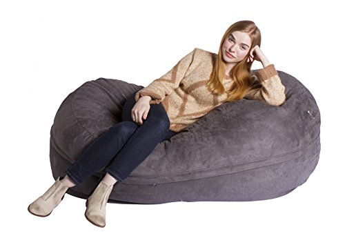 Giant Bean Bag Chairs Econo Foam-Filled Lounge Sac