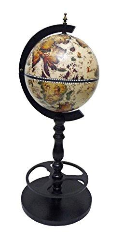 antique globe italian - 6