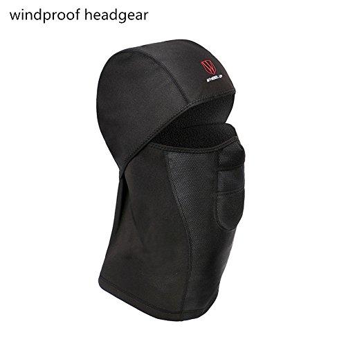 Balaclava-Winter-Face-Mask-Warm-Fleece-Wind-Resistant-Headgear-Hinged-Balaclava-Black
