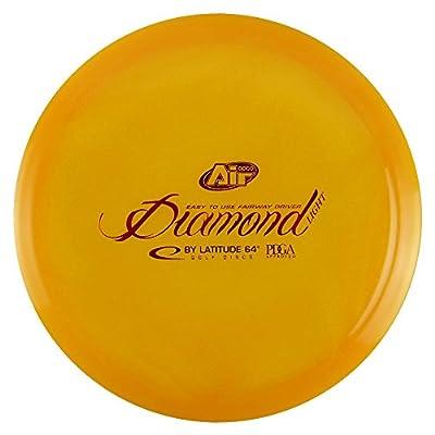 Latitude 64 Opto AIR Diamond Light Fairway Driver Golf Disc [Colors may vary]